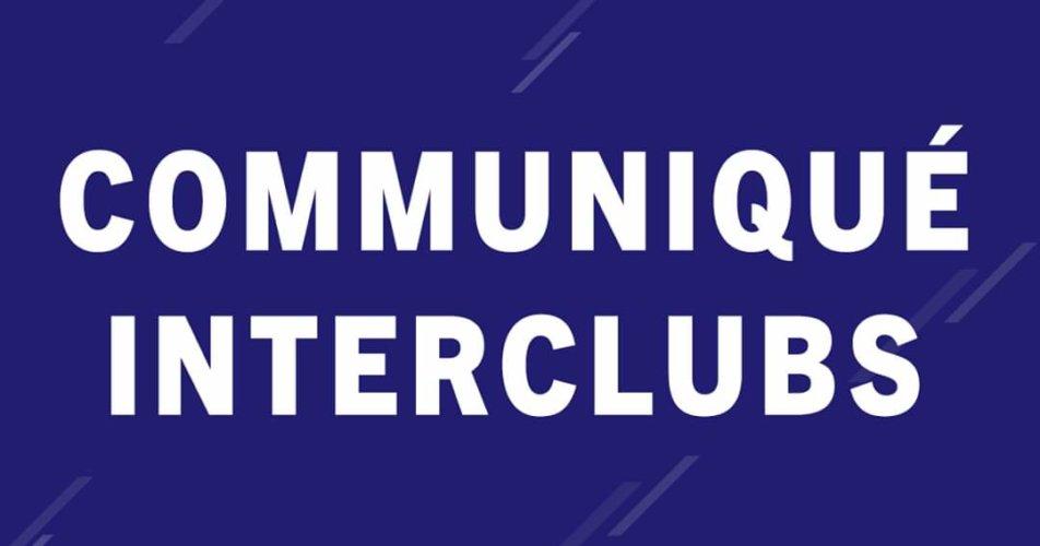 Interclubs : une « année blanche »